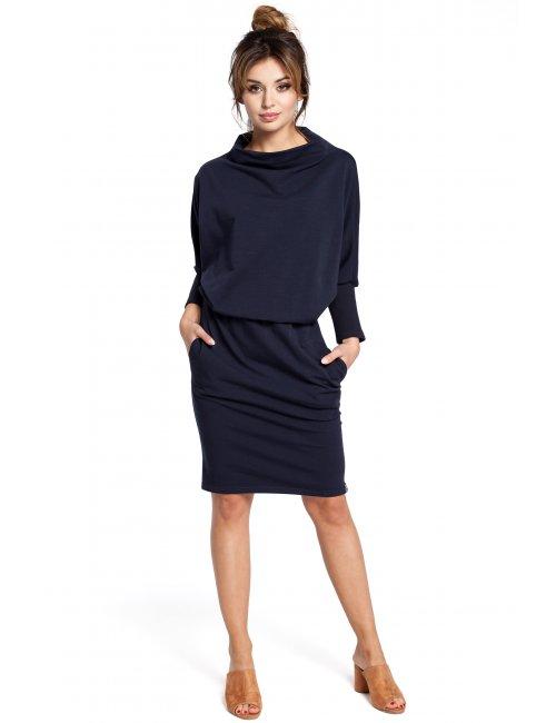 Dámske šaty B032 BE