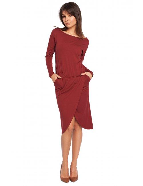 Dámske šaty B003 BE