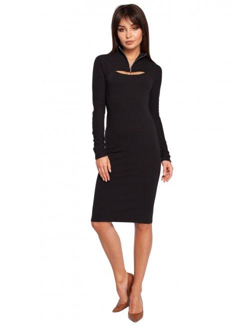 Dámske šaty B008 BE