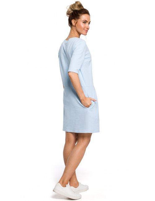 Ženska pamučna haljina M422 MOE