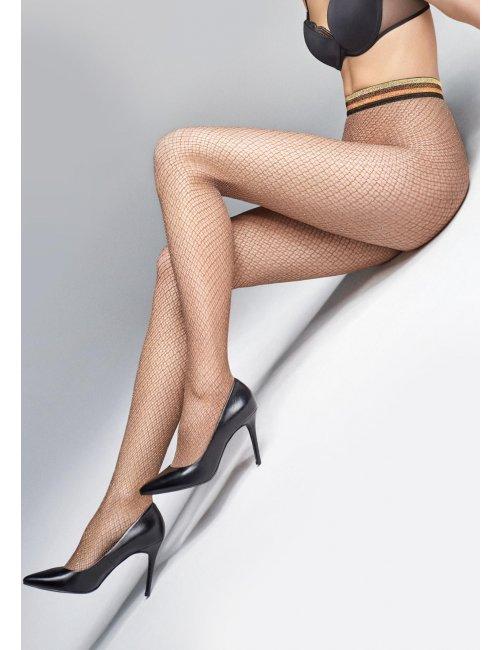Mrežaste hulahopke CHARLY S11 Marilyn