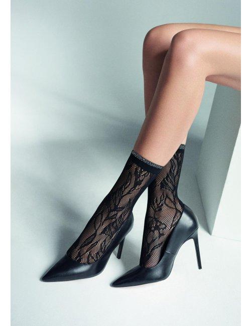 Mrežaste čarape CHARLY S50 Marilyn