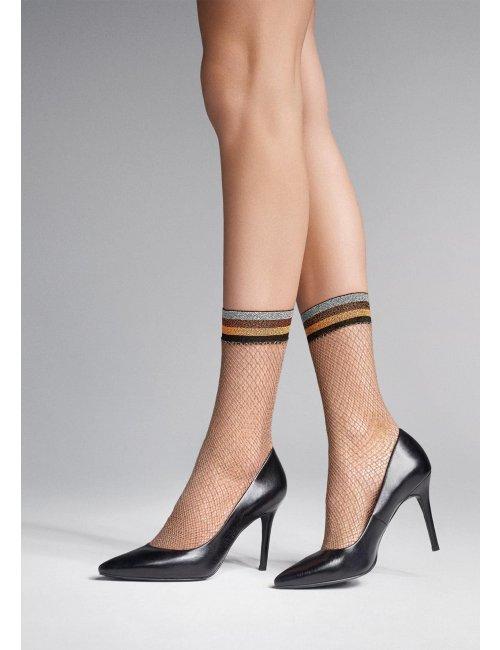 Mrežaste čarape CHARLY S52 Marilyn