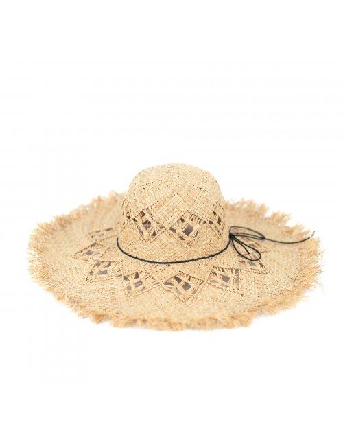 Ženski šešir za plažu CZ19113 Art Of Polo