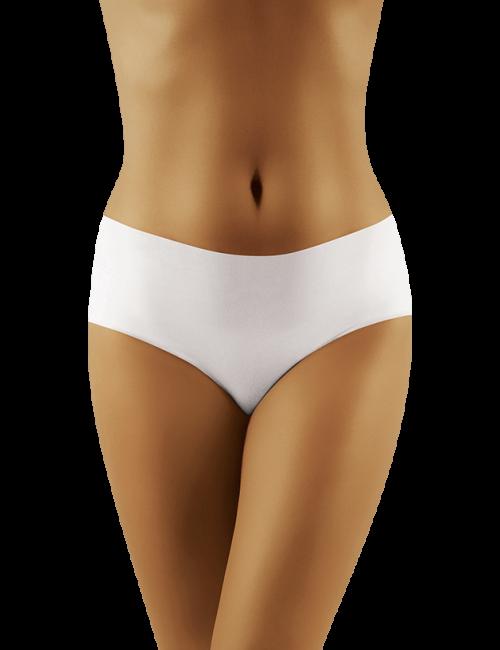 Dámske nohavičky eco-ES Wolbar - biela