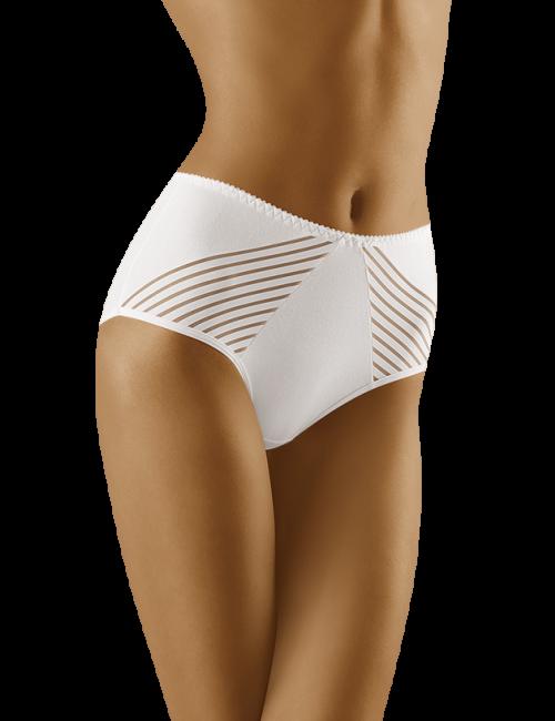 Dámske nohavičky eco-MA Wolbar - biela