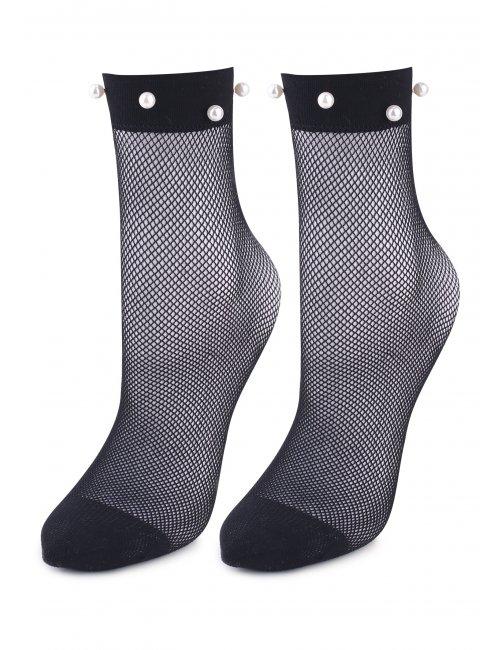 Dámske sieťované ponožky CHARLY M40 Marilyn