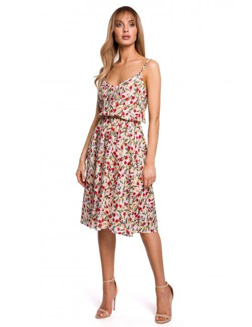 Ženska haljina M518 MOE model 5
