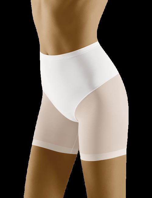 Dámske sťahovacie nohavičky RELAXA Wolbar - biela